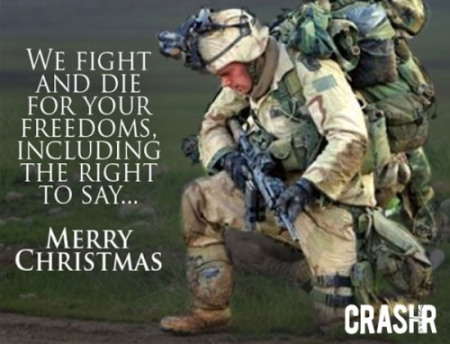 freedom Merry Christmas